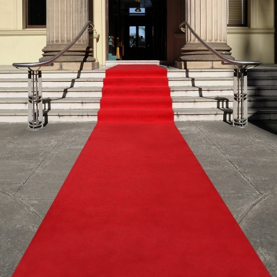 Roter Teppich kaufen